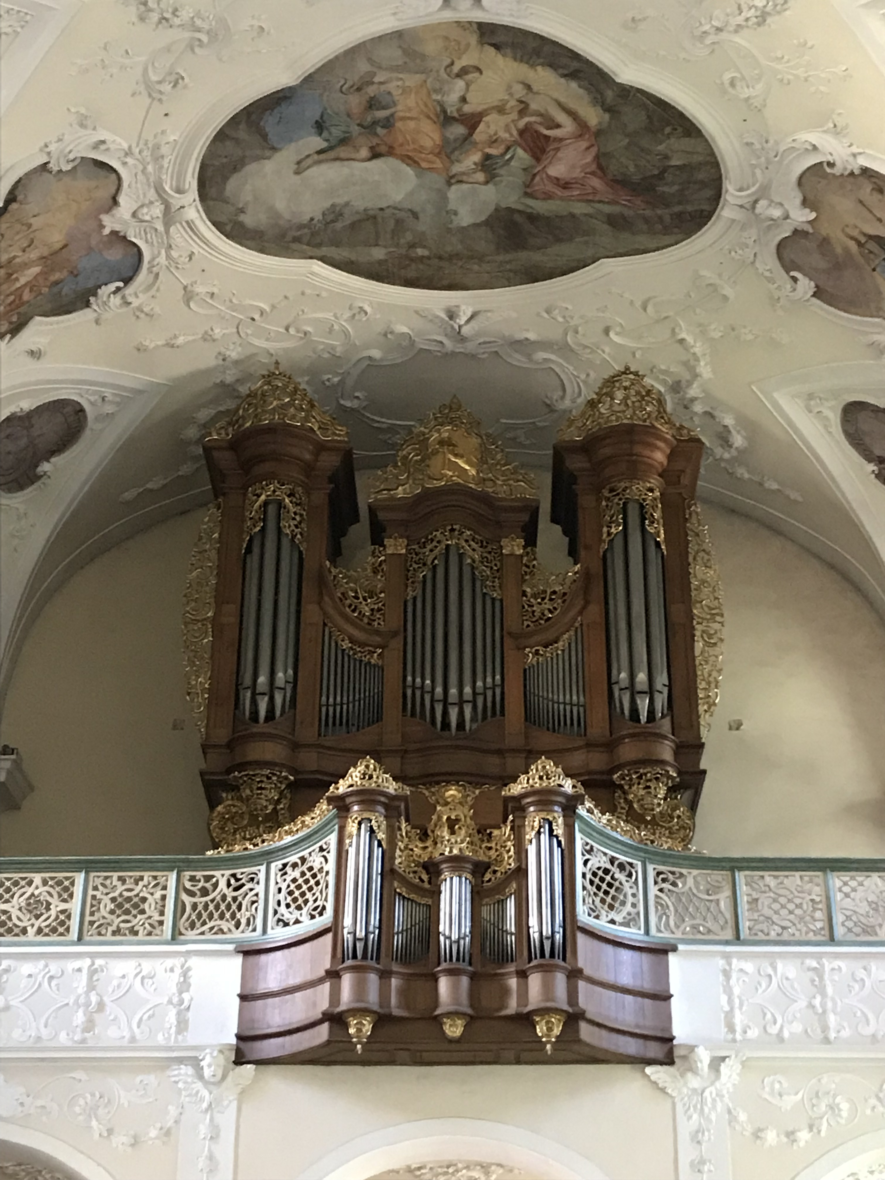 Münstertal Kirche